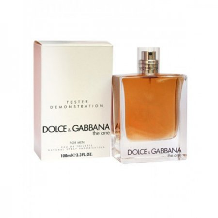 Dolce Gabbana The One Men EDT 100 ml TESTER