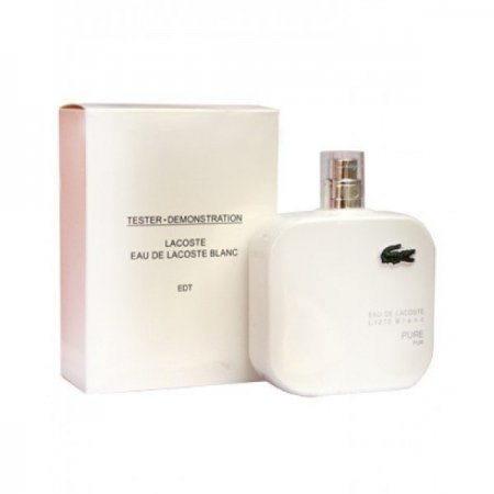 Lacoste L.12.12 Blanc EDT 100 ml TESTER фото