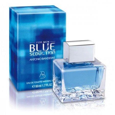 Antonio Banderas Blue Seduction for Men edt 100 ml (лиц.) фото