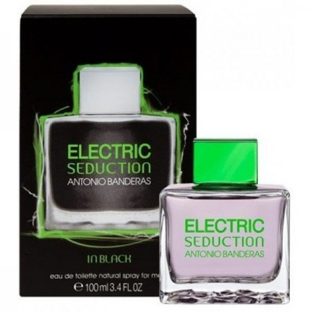 Antonio Banderas Electric Seduction In Black edt 100 ml (лиц.)