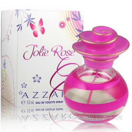 Azzaro Jolie Rose edt 80 ml (лиц.)