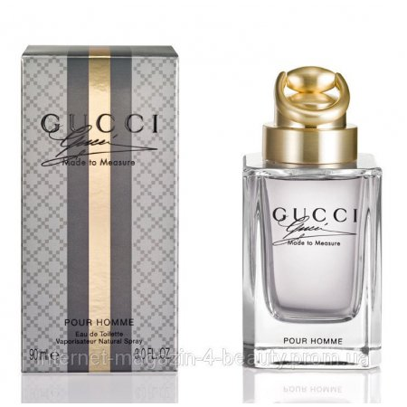 Gucci Made to Measure edt 90 ml (лиц.)