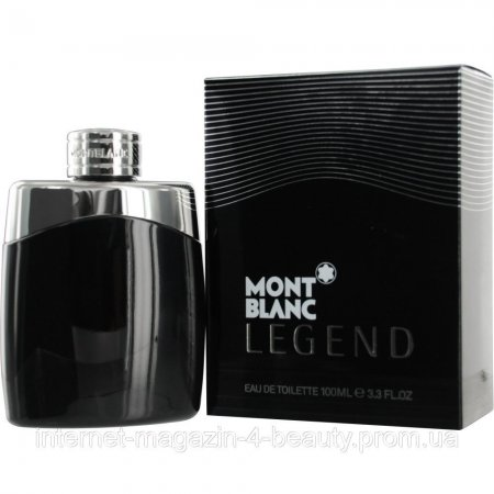 Mont Blanc Legend edt 100 ml (лиц.)