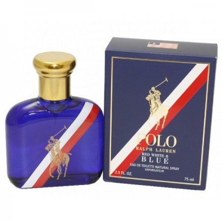 Ralph Lauren Polo Red White & Blue edt 125 ml (лиц.)