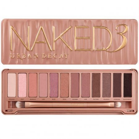 Тени для век Urban Decay Naked3 12 цветов