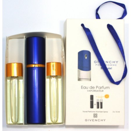 Givenchy Blue Label edt 3x15ml - Trio Bag