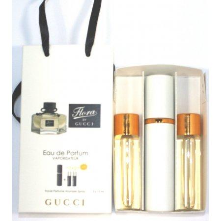 Gucci Flora by Gucci 3x15ml - Trio Bag