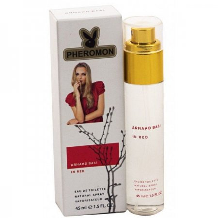 Armand Basi In Red & White edt - Pheromon Tube 45ml