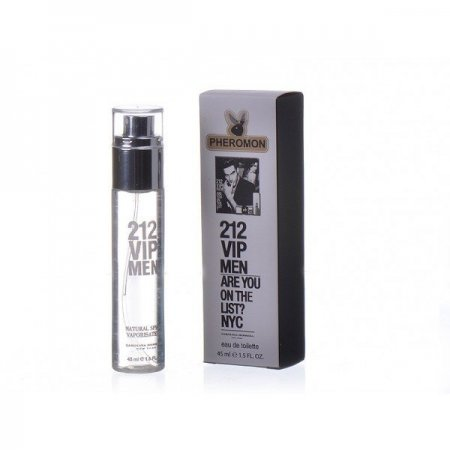 Carolina Herrera 212 Men edt - Pheromone Tube 45ml