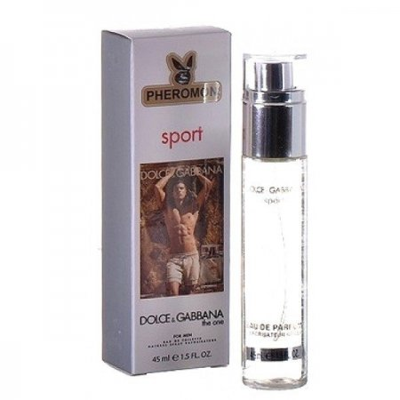 Dolce Gabbana The One Sport pour homme edt - Pheromone Tube 45ml