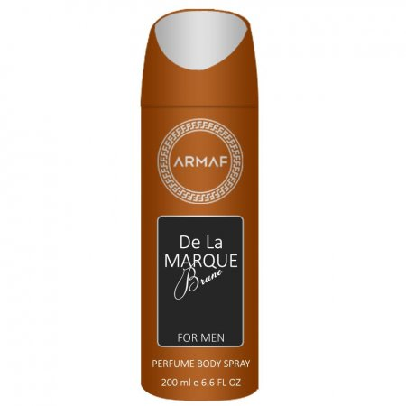 Vanity Femme De La Marque Brune for men Body Spray 200 ml