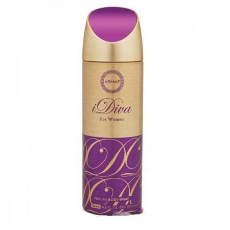 Vanity Femme iDiva for women Body Spray 200 ml