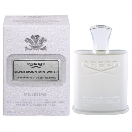 Creed Silver Mountain Water edt 120 ml TESTER фото