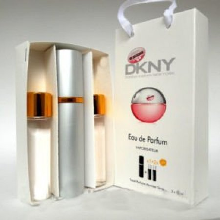DKNY Be Delicious Fresh Blossom edt 3x15ml - Trio Bag