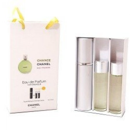 Chanel Chance Eau Fraiche edt 3x15ml - Trio Bag