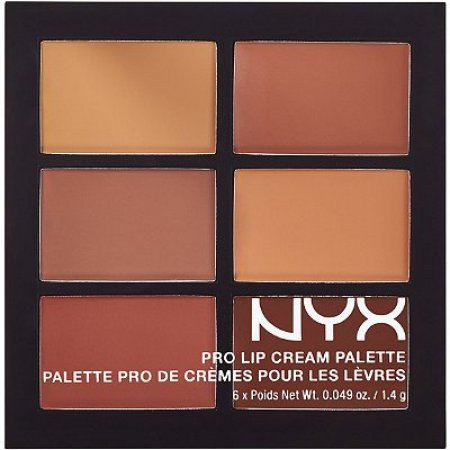 Помада палетка NYX Pro Lip Cream The Plums