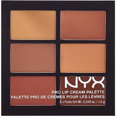 Помада палетка NYX Pro Lip Cream The Plums