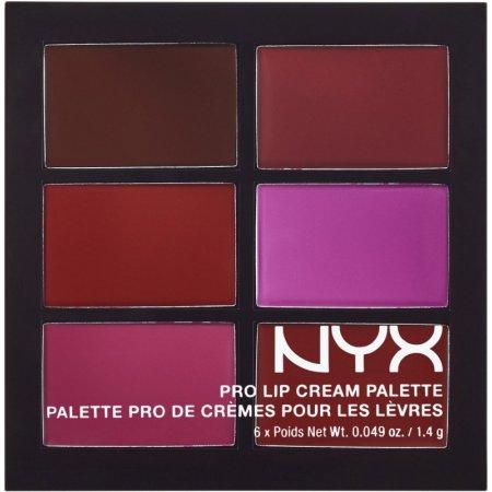 Помада палетка NYX Pro Lip Cream The Pinks
