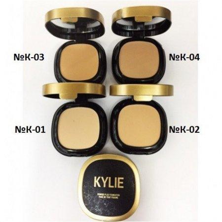 Компактная пудра 2в1 Kylie Powder Plus Foundation  K-02