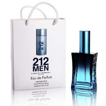 Carolina Herrera 212 For Маn - Travel Perfume 50ml