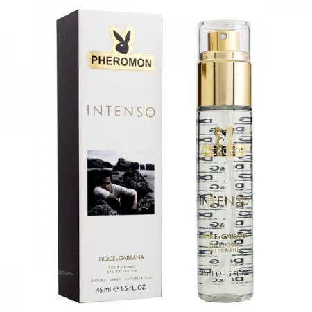 Dolce Gabbana Intenso pour homme edp - Pheromone Tube 45ml