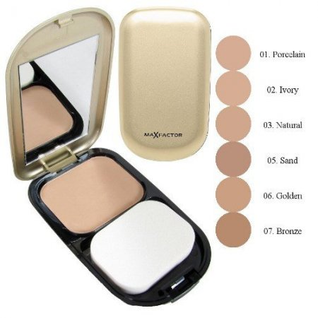Пудра Max Factor Facefinity Compact Foundation 01