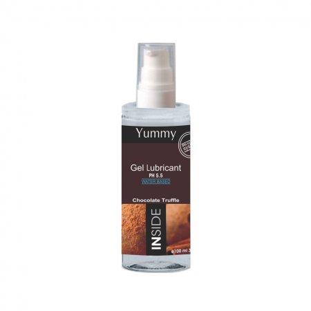 Интимный гель-лубрикант INSIDE Yummy Chocolate Truffle 100ml