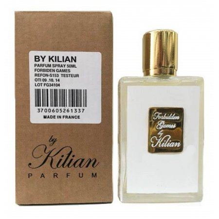 Kilian Forbidden Games by Kilian edp 50ml Tester