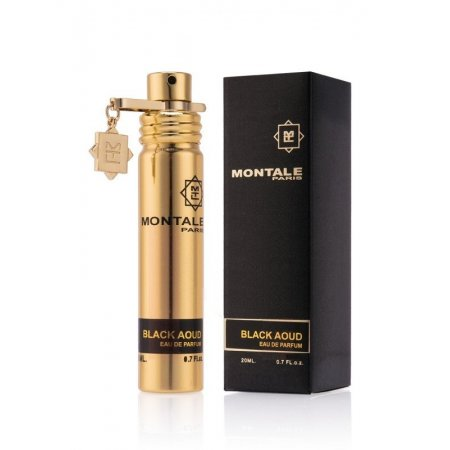 Montale Black Aoud edp 20ml (лиц.)