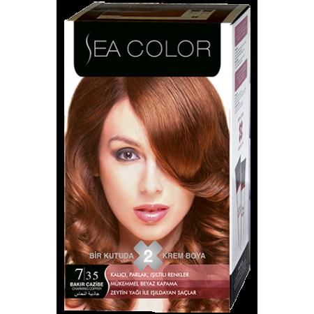Краска для волос Sea Color