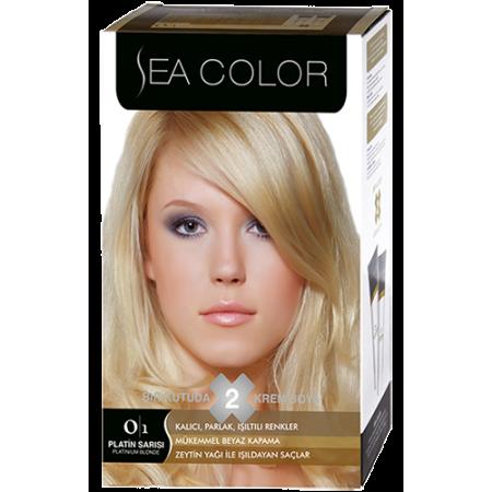 Краска для волос Sea Color 0.1