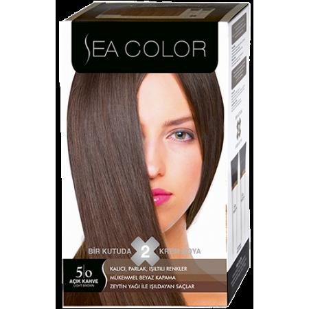 Краска для волос Sea Color 5.0