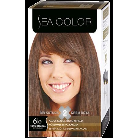 Краска для волос Sea Color 6.0