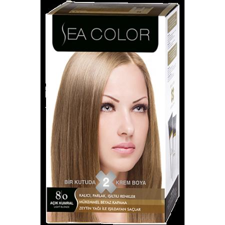 Краска для волос Sea Color 8.0
