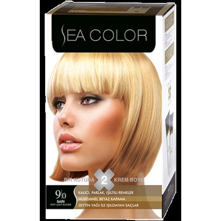 Краска для волос Sea Color 9.0