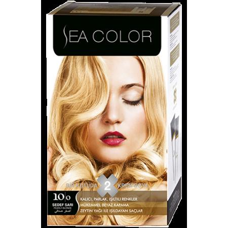 Краска для волос Sea Color 10.0