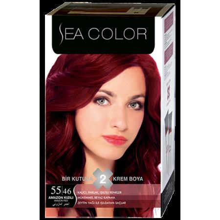 Краска для волос Sea Color 55.46