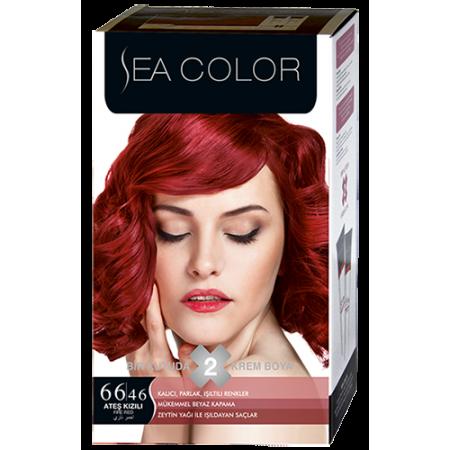 Краска для волос Sea Color 66.46