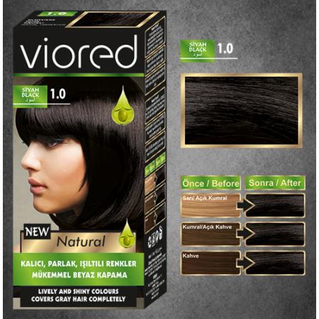Краска для волос Viored 1.0