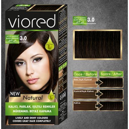 Краска для волос Viored 3.0