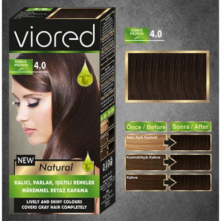 Краска для волос Viored 4.0