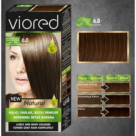 Краска для волос Viored 6.0
