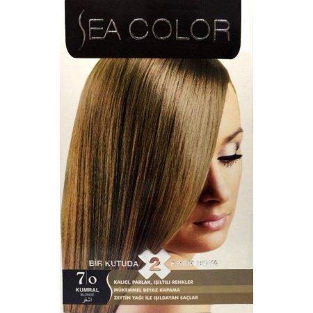 Краска для волос Sea Color 7.0