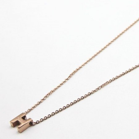 Подвеска Gold Hermes Fashion Jewerly