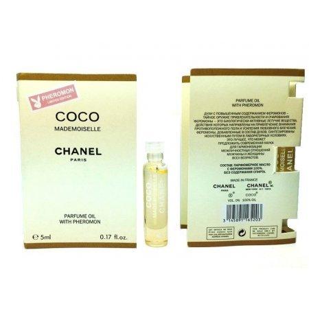 Chanel Coco Mademoiselle - Parfume Oil with pheromon 5ml (лиц.)