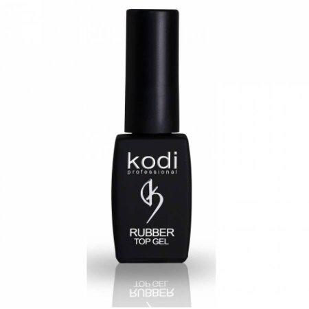 Каучуковое верхнее покрытие для гель-лака Kodi Rubber Top 12ml