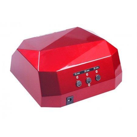 Лампа гибридная 36W (LED+CCFL) L-Hybrid-2 красная