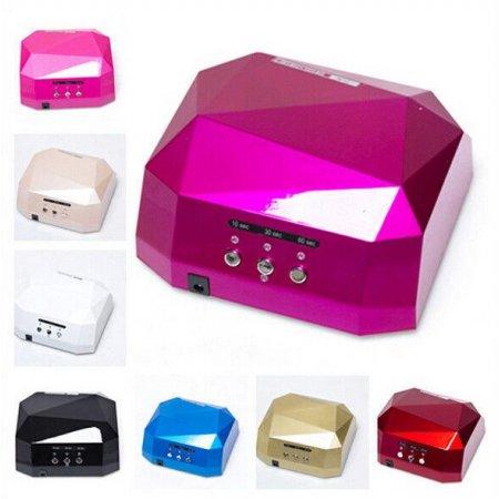 Лампа для ногтей сенсорная CCFL+LED 36W