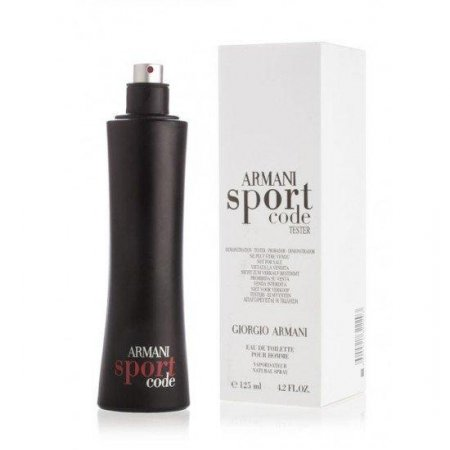 Armani Code Sport EDT 100 ml Tester