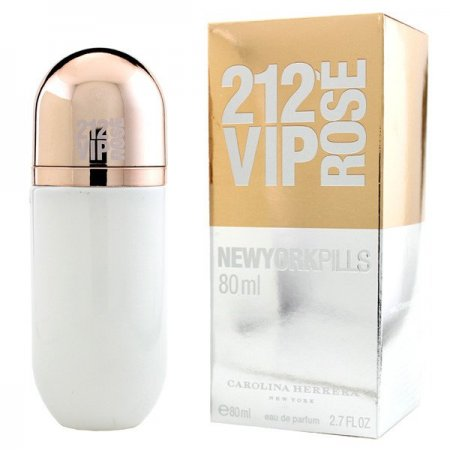 Carolina Herrera 212 VIP Rose New York Pills edp 80ml (лиц.)